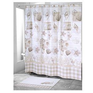 🆕 Avanti Hyannis 72-Inch x 72-Inch Shower Curtain